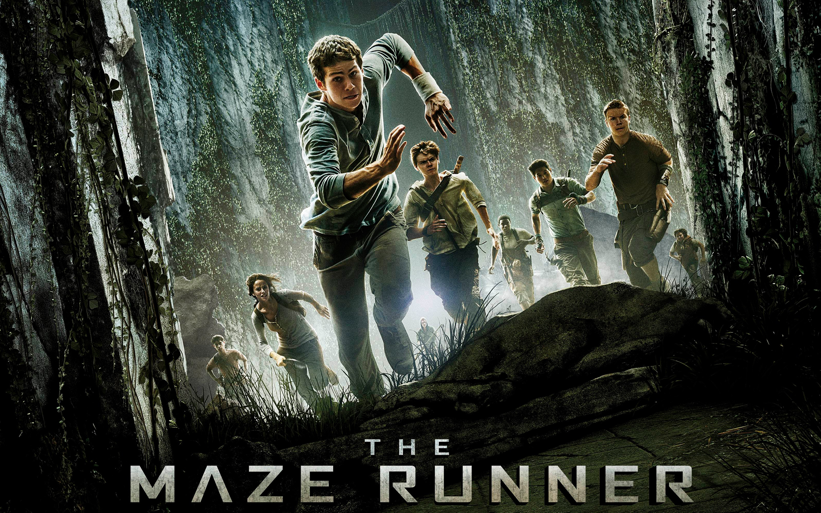 The Maze Runner – a world building fail?
